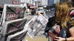 Neuf journalistes arrêtés en