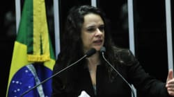 Janaina Paschoal chora, pede desculpas a Dilma e cita Deus em julgamento final de