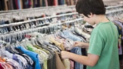Consider Thrift Shops For Back-To-School