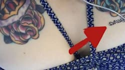 Cœur de pirate fait disparaître le tatouage de son