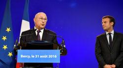Michel Sapin annonce la future nomination d'un nouveau secrétaire d'Etat à