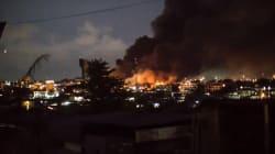 Au Gabon, l'Assemblée nationale en feu après la réélection d'Ali