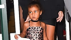 3-Year-Old North West Is Now Designing