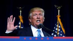 Trump donne un sérieux coup de barre à droite sur