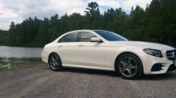 Mercedes-Benz E300 4Matic 2017: à l'aube de la voiture autonome