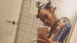 La star du clip «Fade» de Kanye West a un style à tout