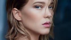 Léa Seydoux en vedette pour le dernier parfum de Louis