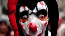 Même Halloween a peur des clowns