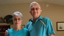 Ce couple est marié depuis 52 ans et porte des tenues assorties tous les