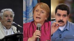 Como os líderes na América reagiram ao impeachment de Dilma
