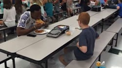 With One Kind Gesture, Football Star Changes Boy With Autism's