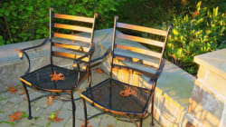How To Pack Up Your Patio