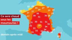 La météo GIF sur Franceinfo a séduit les