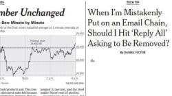 Cet article du New York Times ne contient qu'un seul