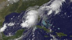 L'ouragan Hermine touche la Floride et fait craindre le pire