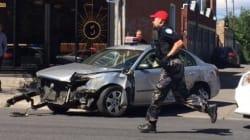 La femme impliquée dans le vol de banque dans le Mile End accusée de vol