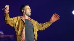 Le spectacle de Maroon 5 à Montréal est
