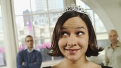 You Might Be A Princess At Work