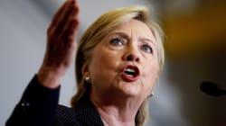 Le FBI publie des notes défavorables à Hillary