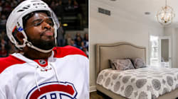 P.K. Subban's Montreal Condo Is Up For