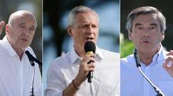 À La Baule, les ténors s'évitent et Sarkozy en prend encore pour son