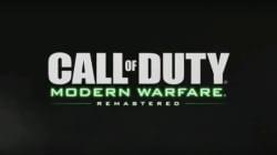 Une nouvelle bande-annonce pour Call of Duty: Modern Warfare