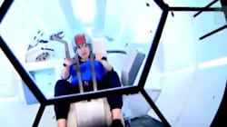 Roselyne Bachelot pilote infernale dans Fort