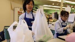 Québec solidaire souhaite interdire les sacs en plastique partout au
