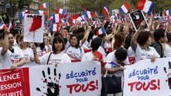 Manifestation monstre contre le racisme anti-asiatique à