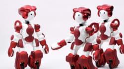 羽田空港に道案内するキュートなロボットが出現 日英の2言語で質問に答えてくれる