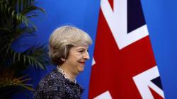 Theresa May assure que le Brexit est en