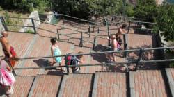 Punkabbestia aggrediscono ferrorviere, picchiati da cittadini. Uno di loro costretto ad arrampicarsi su un