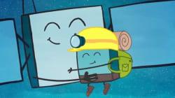 Le journal de bord du petit robot