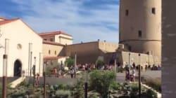 Deux femmes voilées empêchées de rentrer dans une école en Corse par deux parents