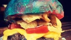 Ils ont créé un burger arc-en-ciel inspiré par Willy
