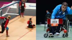 Connaissez-vous la boccia et le goalball, sports uniquement paralympiques?