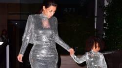 Kim Kardashian And North West May Have Just Thrown Shade At Taylor