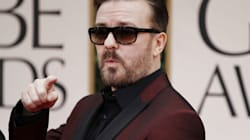 Twitter Reacts To Ricky Gervais At The Golden