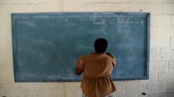 Dans cette école haïtienne, 80% des enfants n'ont pas pu faire leur rentrée scolaire faute