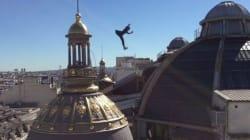Cette vidéo folle sur les toits de Paris donne le