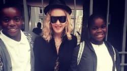 Les enfants de Madonna et Elton John ont aussi fait leur