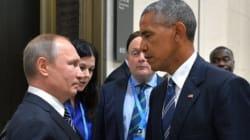 「オバマ vs プーチン」