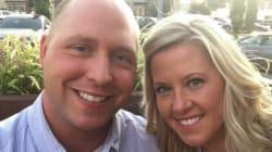 Pourquoi ce couple a attendu 9 ans avant d'ouvrir un cadeau de