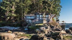 B.C. Island Homes Are Pretty And Expensive. Just Like