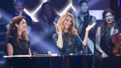 Les premières images de Céline Dion à «En direct de l'univers»