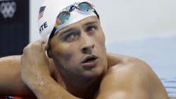 Le nageur Ryan Lochte suspendu 10 mois après sa vraie-fausse agression à