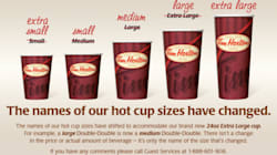 Want More Coffee? Tim Hortons Hears