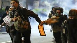 Que Polícia Militar é essa que lança bombas contra civis e quem está de