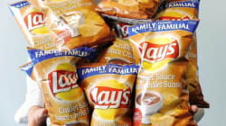 Lay's Releases New Chalet Sauce Chips That Taste Like