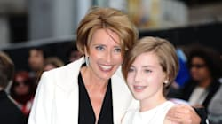 Emma Thompson's Daughter Is All Grown Up... And So